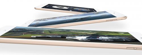 iPad Air 2 Szenen