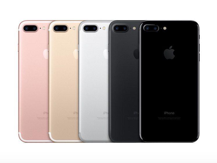 iPhone 7 Reihe